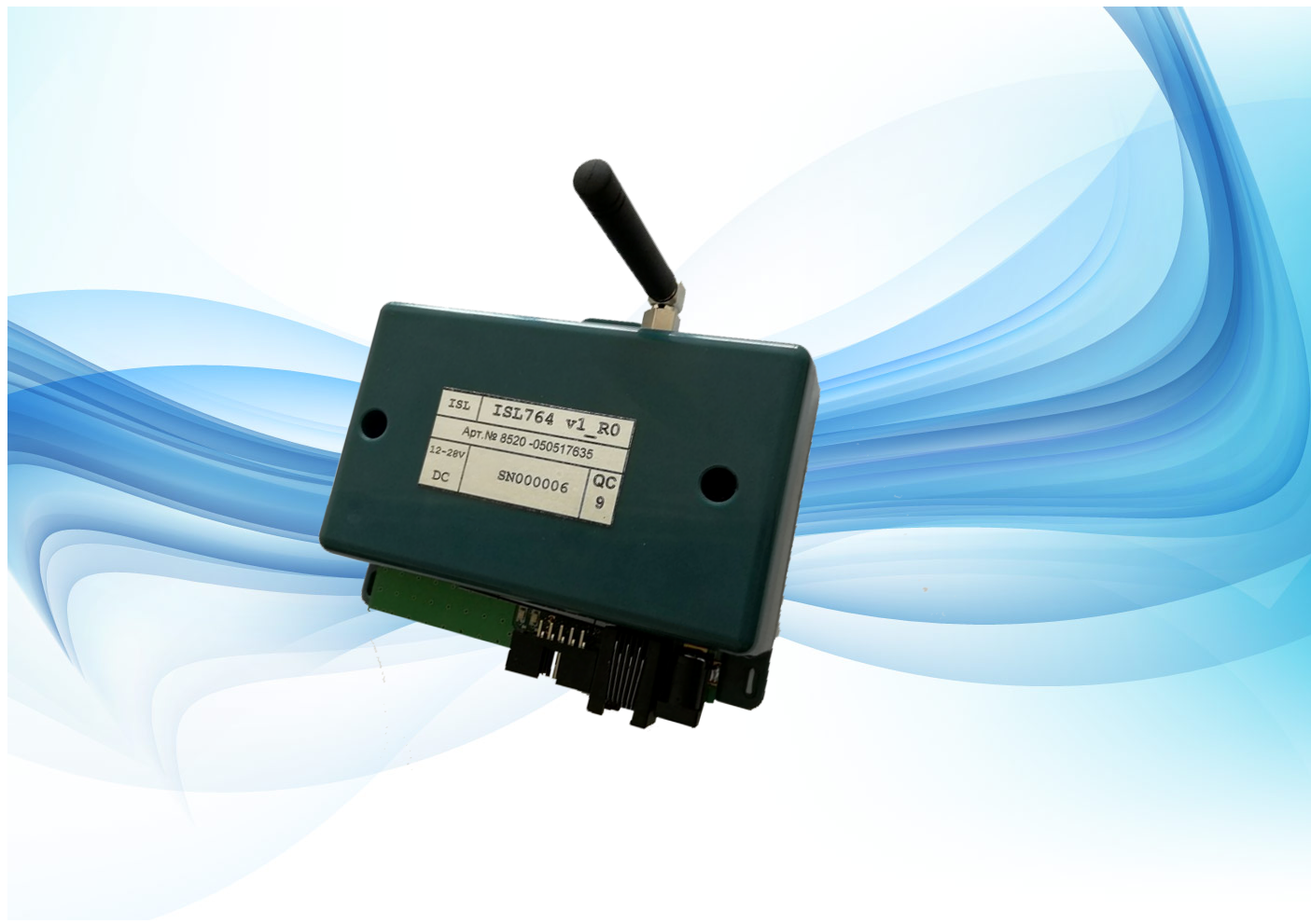 EVA Dts адаптер ISL 764